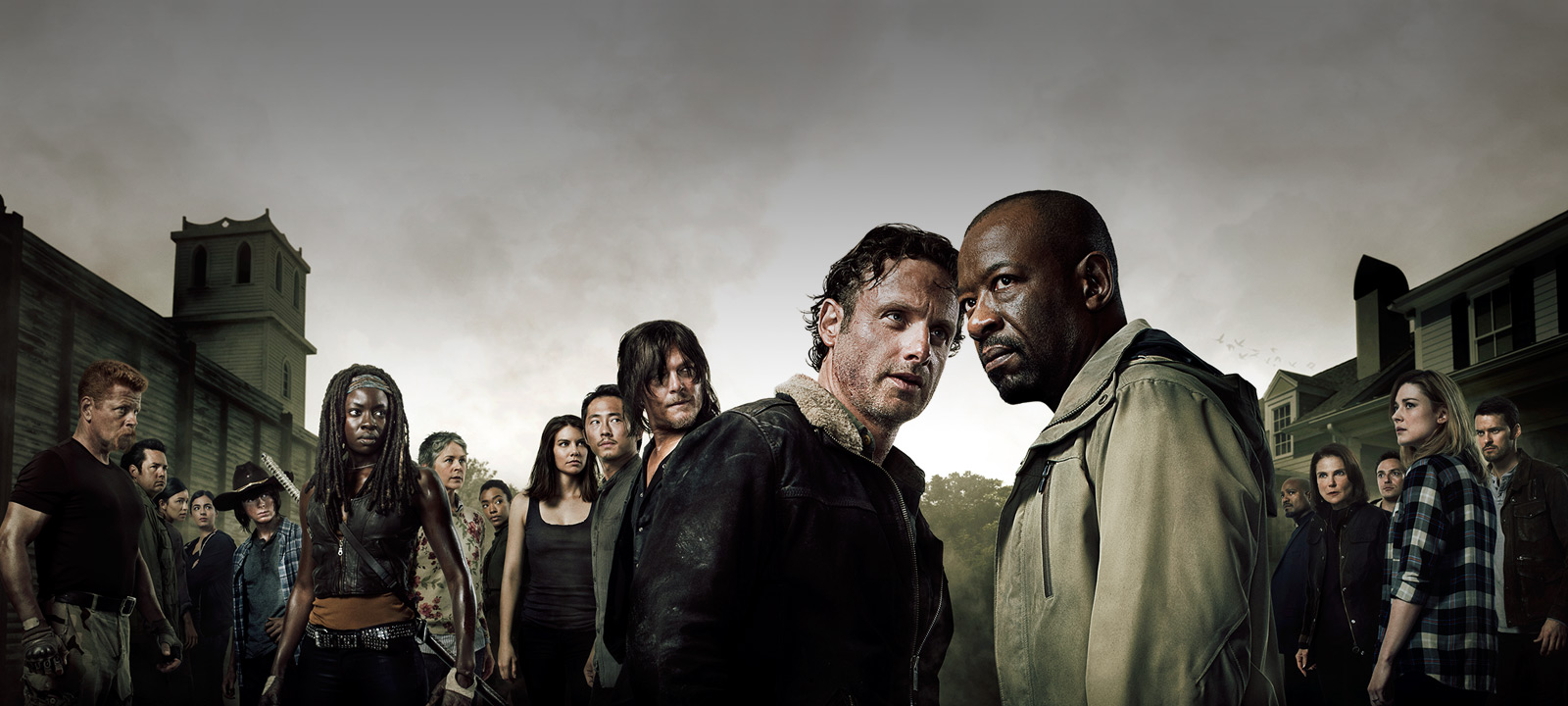 The Leadership Styles of The Walking Dead