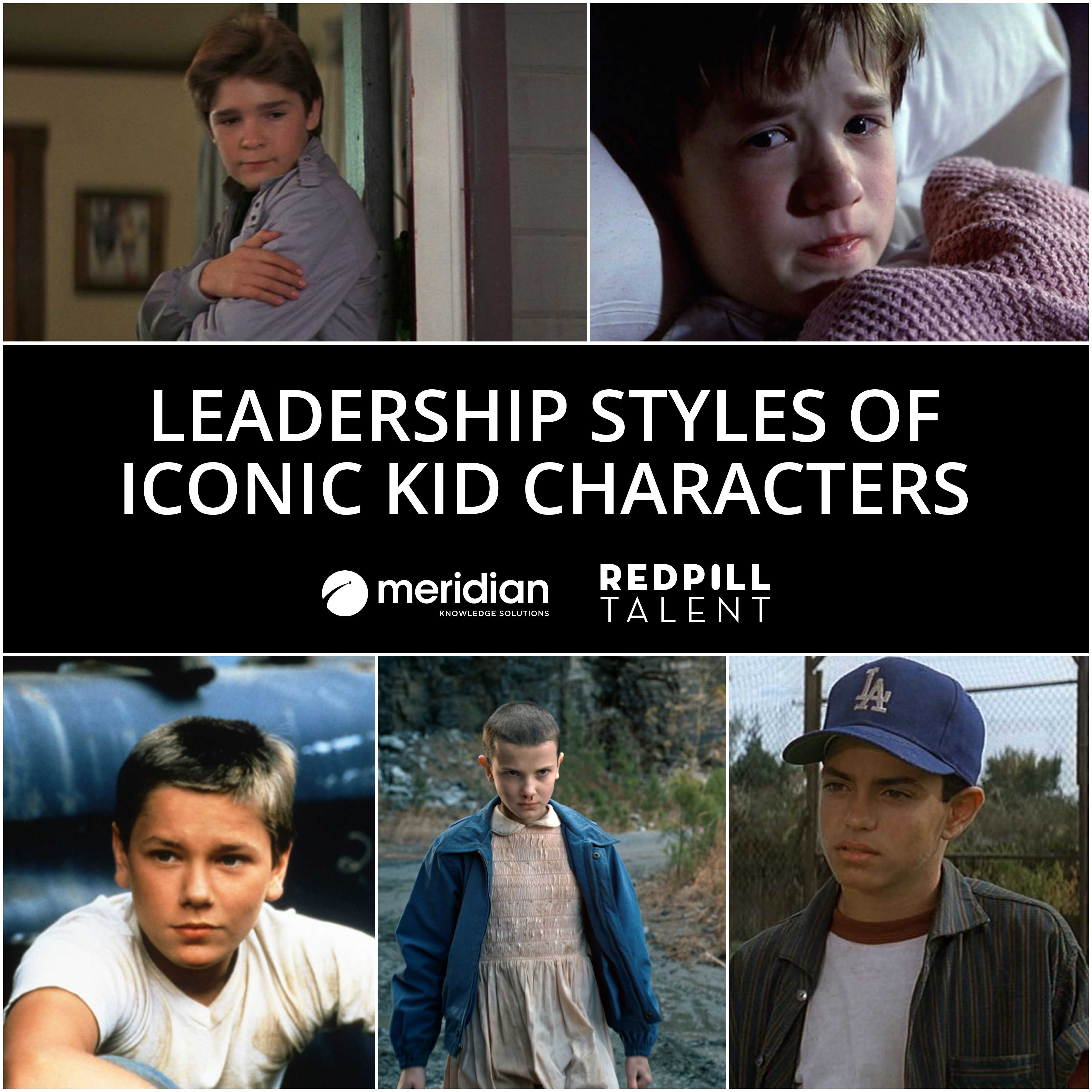 Leadership Styles of Iconic Kid Characters