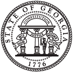 State of GA Seal_BW